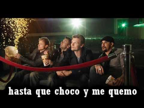 Backstreet Boys - Dont Try This At Home (subtitulada)