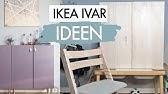 Ikea Ivar Regal Aufbauen Youtube