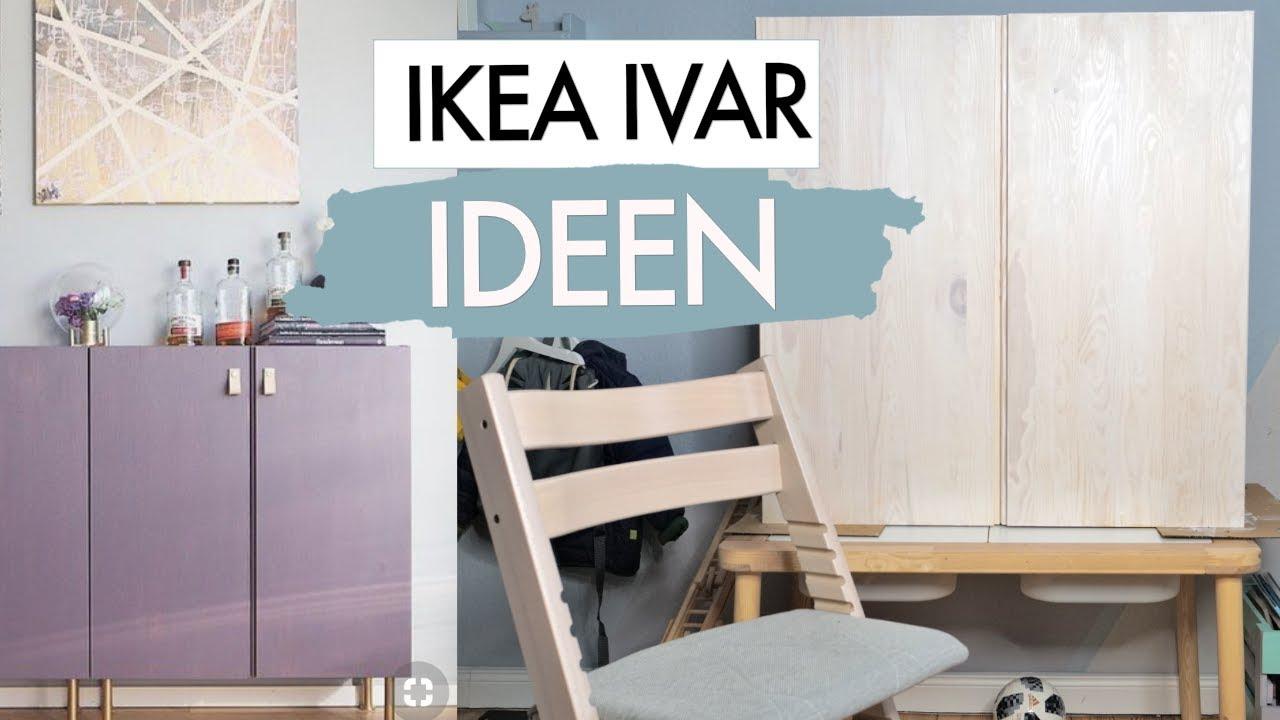 Ikea Haul Wohnungsupdate Kuchenschrank Diy Ivar Eileena Ley