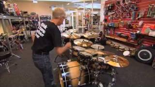 I en anden del af Danmark - Flemming I musikbutik