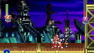 """[TAS] PSX Mega Man X5 """"all stages"""" by Shuy_ & Bernka in 43:38.93"""