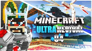 Minecraft: Ultra Modded Revival Ep. 4 - VENGEFUL ANTS