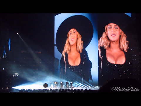 Beyonce - Formation World Tour @ Friends Arena, Stockholm, S