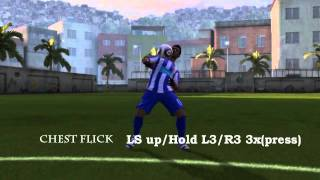 Fifa 11 NEW Juggling Skills Tutorial [HD]
