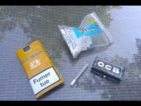 Test#6 - Philip Morris - Tabac à rouler