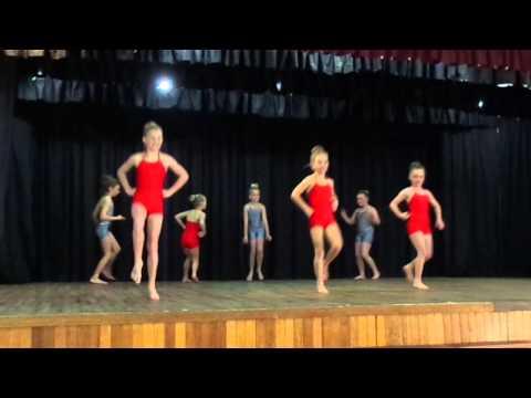 Angel Beginner Acro Dance