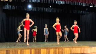 Acro Dance At Oldest McDonalds In The World! | The Rybka Twins
