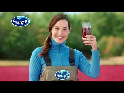 Video Ocean Spray - 2018 TV advert - 20 seconds