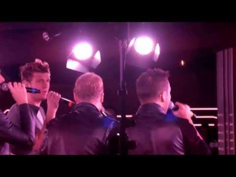 Backstreet Boys - Donde quieras yo ire