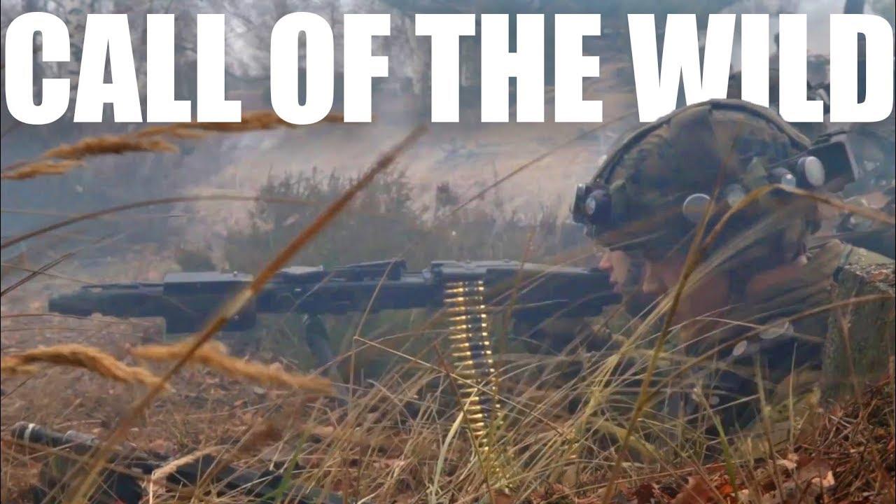 Forest Fury | U.S. Marines and  Fallschirmjäger Joint Training