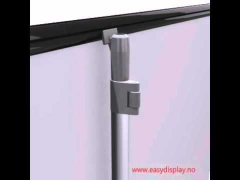Expand M2 Roll Up fra www.easydisplay.no