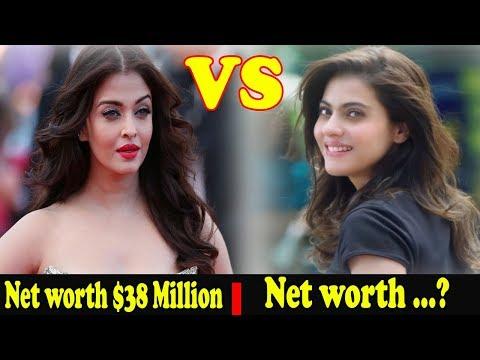 Kajol VS Aishwarya Rai Lifestyle 2018 thumbnail