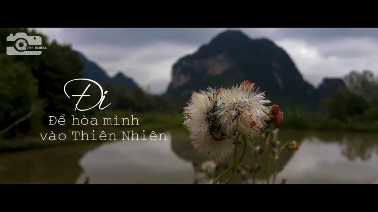 Hành trình về với Mẹ Thiên Nhiên