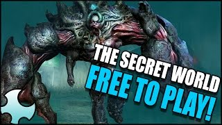 The Secret World Going Free to Play!