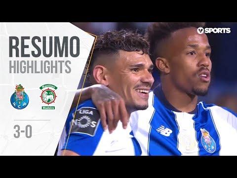 Highlights | Resumo: FC Porto 3-0 Marítimo (Liga 18/19 #26)