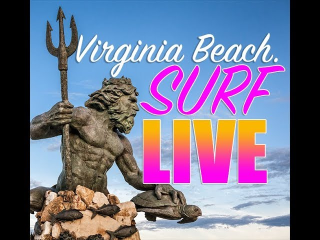LIVE Surf Camera at Virginia Beach