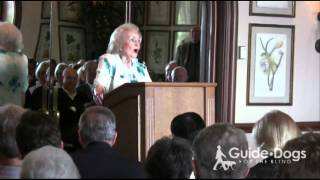 Actress Betty White Speaks to Donors in Santa Barbara