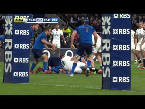 England vs France 2015 Six Nations
