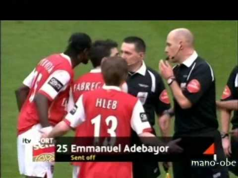 Arsenal Players Fight Chelsea's Superstars