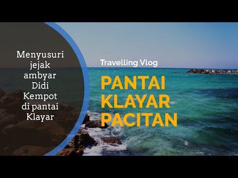 travelling-vlog-pantai-klayar-pacitan