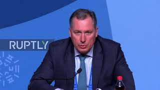 South Korea: 'Russian athletes fulfilled IOC conditions' - Pozdnyakov
