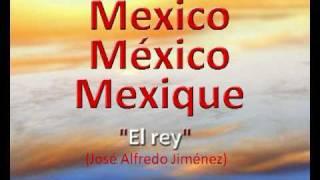 Musique mexicaine : El Rey, chanson mexicaine par Los Koyas. Cancion mexicana - mexican song