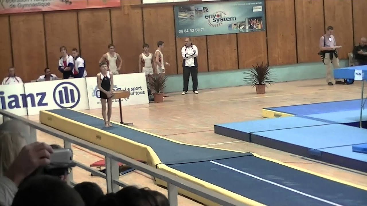 Metz Gym Dn Tu 2012 Yan Brunet Metz Gym Qualif 2
