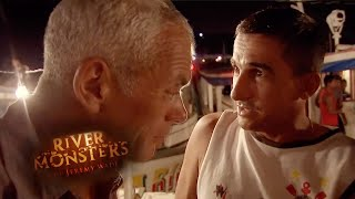 Spine-Chilling Piranha Attack Tale - River Monsters
