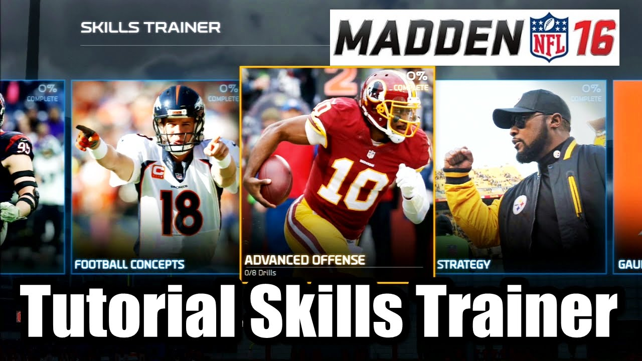 critical gaming tutorials madden