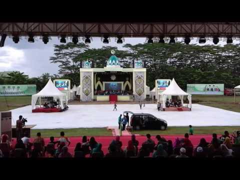 Sang Penyeru - Bintang Vokalis Cilik, Festival Seni Qasidah 2016