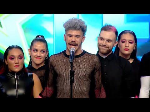Glamazon Company: Botón de oro en Got Talent Uruguay