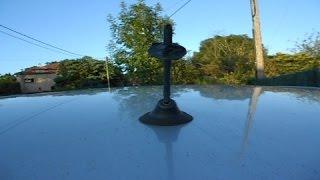 Cómo hacer una antena para el coche