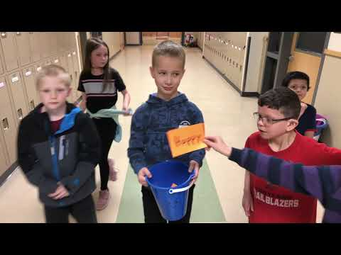 Timber Ridge School - Fill Your Bucket -Choose Kindness