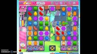 Candy Crush Level 975 help w/audio tips, hints, tricks