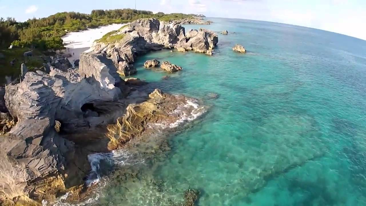 Sonesta And Horseshoe Bay Beach Bermuda Youtube