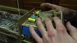 Oprava osciloskopu Tesla BM-566-A