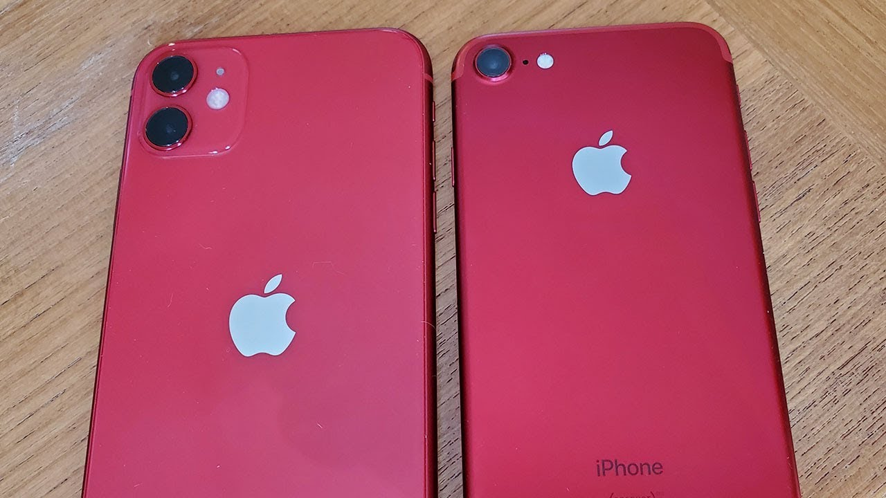 Photo of Iphone 11 vs Iphone 7 Screen Size Comparison – شركة ابل