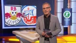 RB Leipzig gegen Hansa Rostock - 17. Spieltag 13/14 - Sportschau