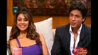 Шахрукх и Гаури -Развод