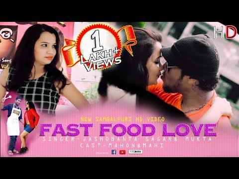 Fast Food Love FULL VIDEO (Jasobant Sagar & Mukta Rani) New Sambalpuri L RKMedia