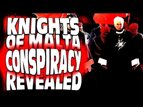 (⚠CONSPIRACY ALERT⚠) KNIGHTS OF MALTA CONSPIRACY EXPOSED 😱