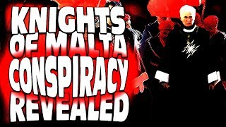 (⚠CONSPIRACY ALERT⚠) KNIGHTS OF MALTA CONSPIRACY EXPOSED