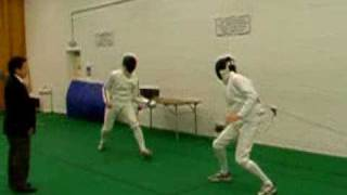 Ultimate Olympian Fencing