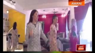 Video YouTube Raya 2014 #awangputihclan & #sharifahsisters download MP3, 3GP, MP4, WEBM, AVI, FLV Agustus 2018