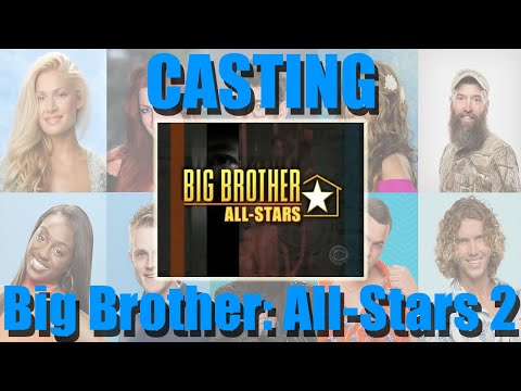 Casting Big Brother: All-Stars 2