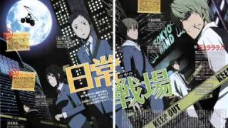 Second track of Durarara CD drama(s).