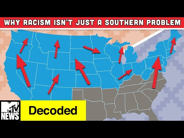 Why Racism Isn't Just a Southern Problem | Decoded | MTV News