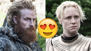 Game of Thrones Fans Ship Tormund & Brienne | What's Trending Now