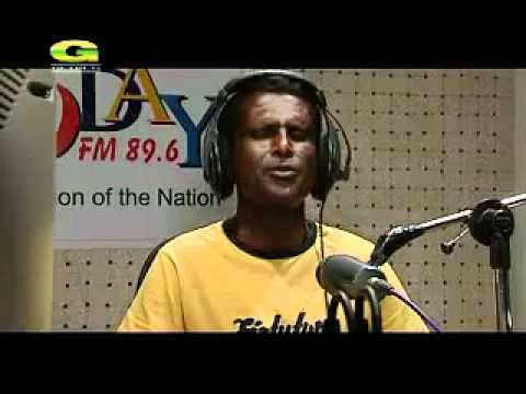 Shunchen Ekjon Radio Jokir Golpo Bangla Natok Part 05   YouTube