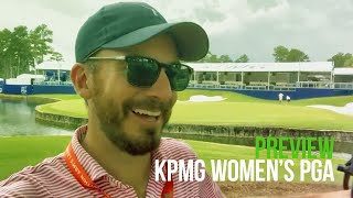 Making Picks for the KPMG Women's PGA and Travelers